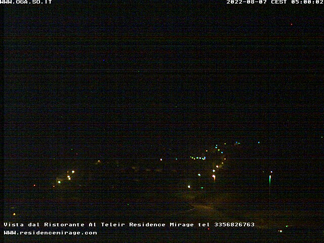 Webcam Oga San Colombano Valdidentro